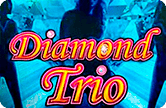 Игровой автомат Diamond Trio онлайн
