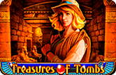 Игровой автомат Treasures Of Tombs онлайн